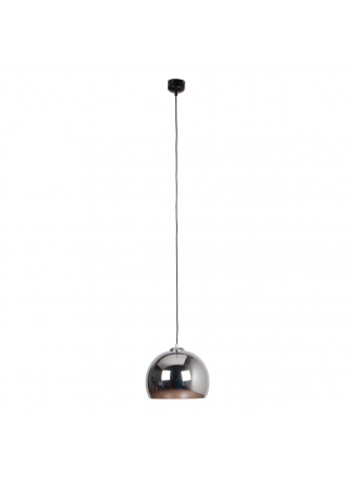 Big Glow Hanglamp Zilver
