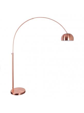 Metal Bow Vloerlamp Koper