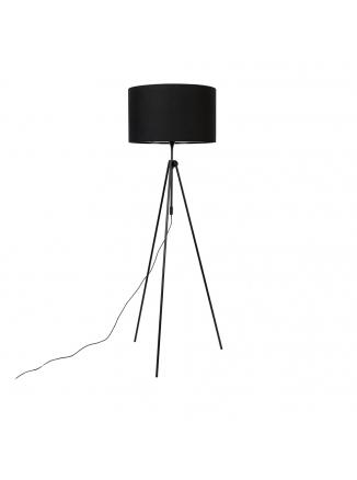Lesley Vloerlamp Zwart
