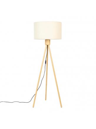 Fan Vloerlamp Bamboo