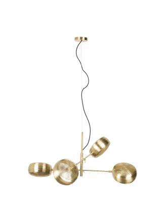 Gringo Hanglamp Multi Goud