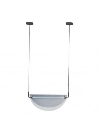 Rani Hanglamp Getint Glas