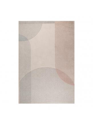 Dream Vloerkleed 160x230 Naturel/Roze