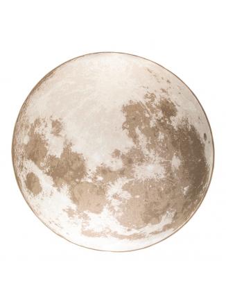 Moon Buiten Vloerkleed Rond '280 Beige