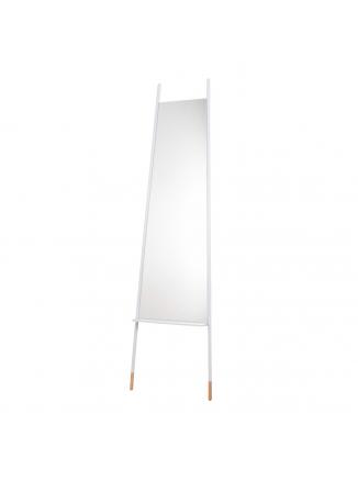 Leaning Spiegel Wit